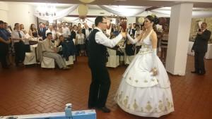 Timi és Gyuri is esküvő dj-t hívott az esküvőre!