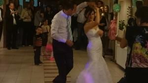 Heléna és Ádám esküvőjén is esküvői dj. zenélt!