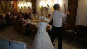 Dóri és Zoli esküvői dj. rendezvény 2015. május
