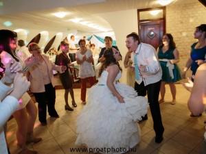 Kriszti és Jácint esküvő dj. rendezvény