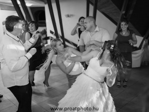 esküvői dj. májusi esküvőn
